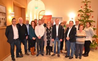 Stephan Arndt und seine Mitstreiter für den Gemeinderat