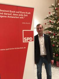 Unser Kandidat Stephan Arndt