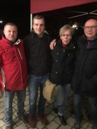 SPD Kandidaten aus Marktgraitz, Redwitz, Hochstadt und Altenkunstadt